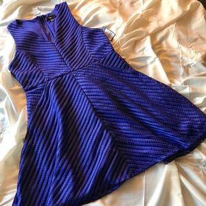 Blue Mossimo Skater Dress 👗